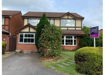 4 bed detached house for sale in Shackleton Avenue, Yate BS37