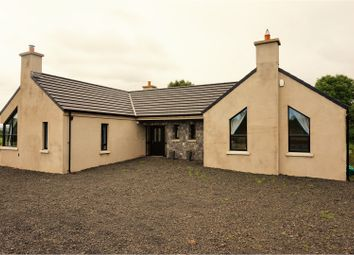 Thumbnail 4 bed detached bungalow for sale in Moycraig Road, Ballymoney
