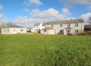Thumbnail 3 bed detached house for sale in Lower Penhale, Fraddon, St. Columb