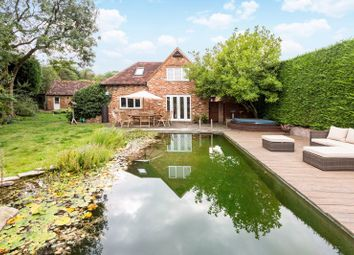 Thumbnail 4 bed detached house for sale in Dean Lane, Cookham, Maidenhead