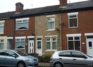 Thumbnail 2 bed terraced house to rent in Mill Hill Lane, Burton-On-Trent
