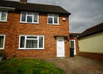Thumbnail 3 bed semi-detached house for sale in Windsor Road, Wolverhampton