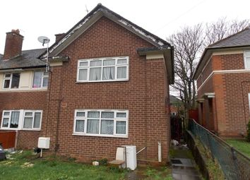 Thumbnail 2 bedroom flat for sale in Alveston Grove, Bordesley Green, Birmingham