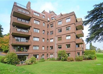 Thumbnail 3 bedroom flat for sale in Oak Lodge, Lythe Hill Park, Haslemere, Surrey