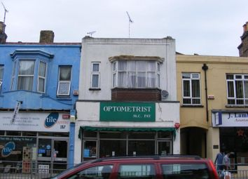 Thumbnail 2 bedroom flat to rent in Northdown Road, Cliftonville, Margate