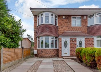Thumbnail 2 bed semi-detached house for sale in Tavistock Road, Sale, Greater Manchester