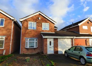 Thumbnail 4 bed link-detached house for sale in Cottage Farm Road, Dosthill, Tamworth, Staffordshire