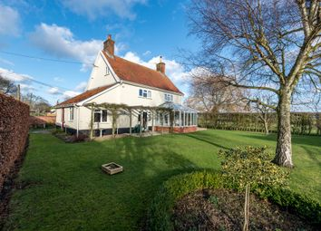 Thumbnail 3 bed cottage for sale in North Green Road, Pulham St. Mary, Diss, Norfolk
