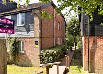 Thumbnail 1 bed flat for sale in Streatfield Road, Heathfield