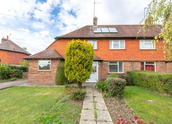 Thumbnail 2 bed semi-detached house for sale in Framelle Mount, Framfield, Uckfield