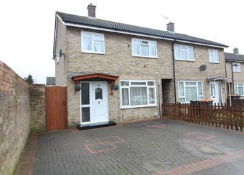 Thumbnail 3 bed end terrace house for sale in Grove Road, Houghton Regis, Dunstable