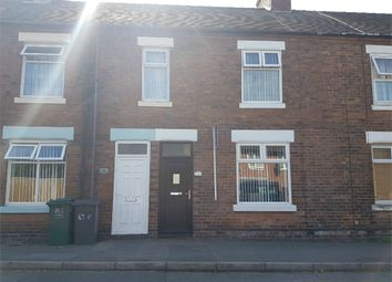 Thumbnail 3 bed terraced house for sale in Glebe Street, Swadlincote, Derbyshire