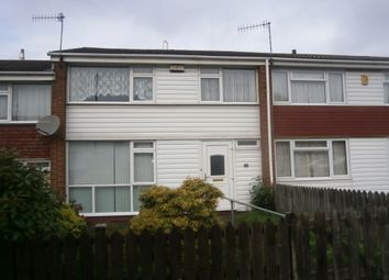 Thumbnail 3 bed terraced house for sale in Latimer Close, Nottingham
