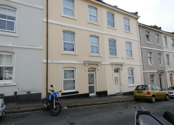 Thumbnail 1 bed flat for sale in Herbert Place, Plymouth