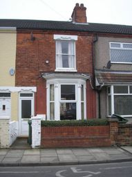 Thumbnail 2 bed terraced house to rent in Glebe Road, Cleethorpes