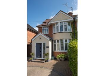 Thumbnail 4 bed semi-detached house for sale in Fulford Hall Road, Solihull