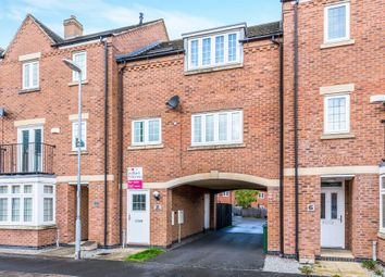 Thumbnail 2 bed town house for sale in Spinners Way, Shepshed, Loughborough