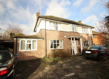 Thumbnail 4 bed detached house to rent in Mayfield Avenue, Orpington