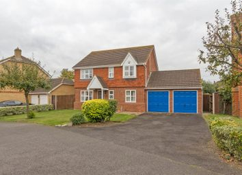 Thumbnail 4 bed detached house for sale in Ladyfields Close, Bobbing, Sittingbourne