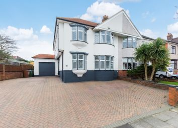 Thumbnail 4 bed semi-detached house for sale in Collindale Avenue, Sidcup