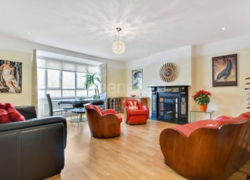 Thumbnail 5 bed flat for sale in The Avenue, Queens Park, London
