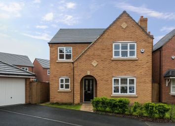 4 bed detached house for sale in Edgewater Place, Latchford, Warrington WA4