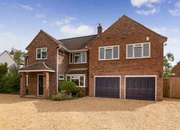 Thumbnail 5 bed detached house for sale in Norton Hall Farm, Norton Road, Letchworth Garden City