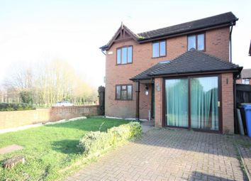 Thumbnail 4 bed detached house for sale in Shropshire Brook Road, Armitage, Rugeley