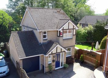 Thumbnail 3 bed detached house for sale in Olivier Road, Maidenbower, Crawley