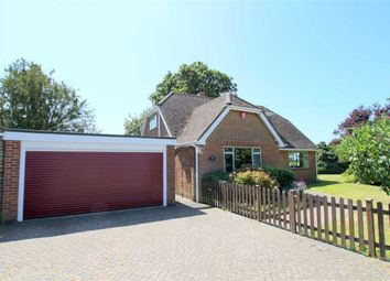 Thumbnail 4 bed property for sale in Lyndhurst Road, Bransgore, Christchurch, Dorset