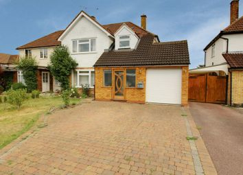 Thumbnail 3 bed semi-detached house to rent in Morven Close, Potters Bar