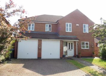 Thumbnail 5 bedroom detached house for sale in Florian Way, Hinckley