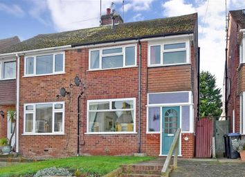 Thumbnail 3 bed semi-detached house for sale in Northdown Road, Broadstairs, Kent