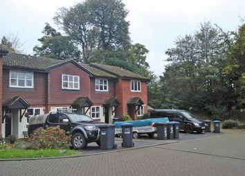 Thumbnail 2 bed terraced house for sale in Dorset Gardens, Dorset Avenue, East Grinstead