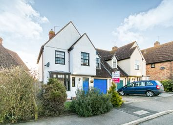 4 bed semi-detached house for sale in Wisdoms Green, Coggeshall, Colchester CO6