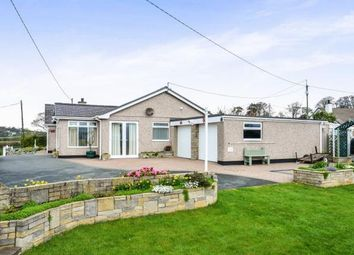 Thumbnail 4 bed bungalow for sale in Llangoed, Beaumaris, Sir Ynys Mon, North Wales