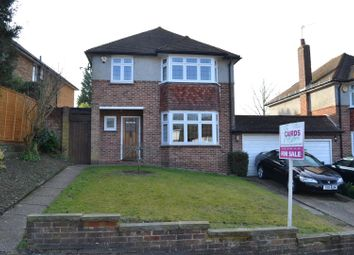 Thumbnail 3 bed link-detached house for sale in North View Crescent, Epsom