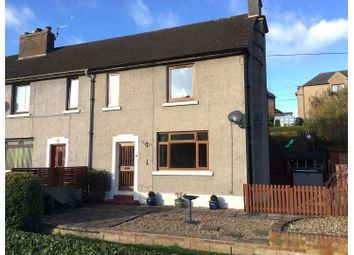 Thumbnail 3 bed end terrace house for sale in Priors Road, Jedburgh