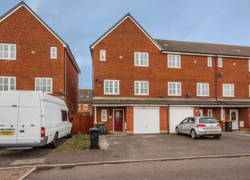 Thumbnail 4 bedroom end terrace house for sale in Amelia Way, Newport