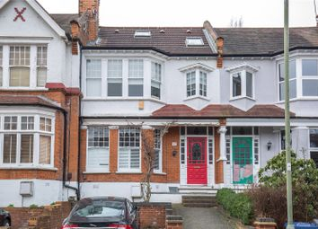 Thumbnail 4 bed terraced house for sale in Woodlands Avenue, Finchley, London