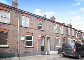 3 bed terraced house for sale in Baker Street, Luton, Bedfordshire, . LU1