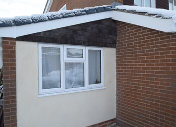 Thumbnail 1 bed bungalow to rent in Islington Close, Newport