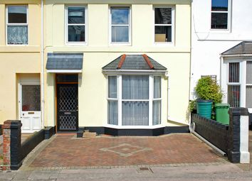 Thumbnail 4 bed terraced house for sale in Conway Road, Paignton