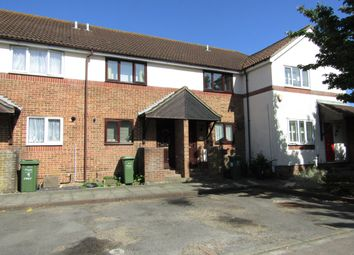 Thumbnail 2 bed terraced house to rent in Osier Close, Portsmouth, Hampshire