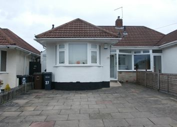 Thumbnail 2 bed semi-detached bungalow for sale in Brean Avenue, Sheldon, Birmingham