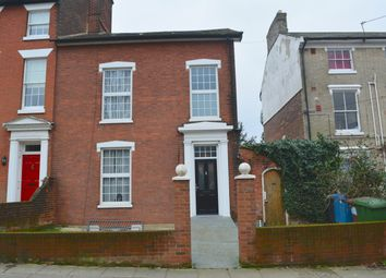 Thumbnail 5 bed terraced house for sale in Woodbridge Road, Ipswich