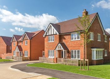 """Thumbnail 4 bed detached house for sale in """"The Astley"""" at Walford Close, Wimborne"""