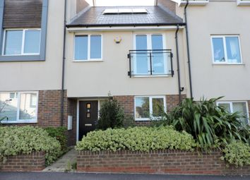 Thumbnail 3 bed terraced house to rent in Southlands Way, Shoreham-By-Sea