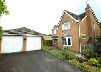Thumbnail 4 bed detached house for sale in Ruthin Grove, Knypersley, Biddulph