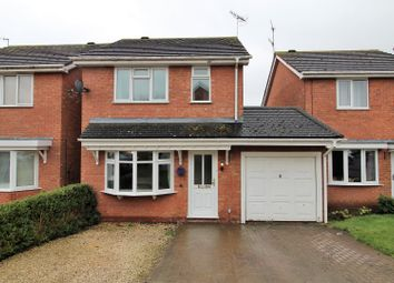 Thumbnail 3 bed detached house for sale in Marleigh Road, Alcester